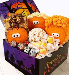 26300z Spooky Halloween Treat Sampler