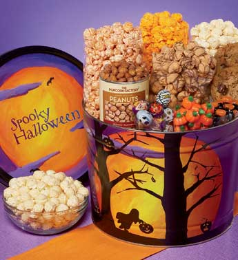26312z  Spooky Halloween Snack Assortment