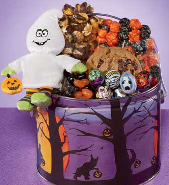 26329z Spooky Halloween Fun Treat Pail
