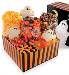 31027f Boo! Popcorn and Treat Sampler