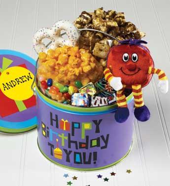 Happy Birthday to You Fun Pail