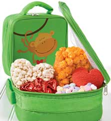 Monkey Love Lunch Box