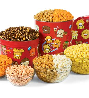 3-1/2 Gallon Popcorn Pals™ Pick-A-Fill