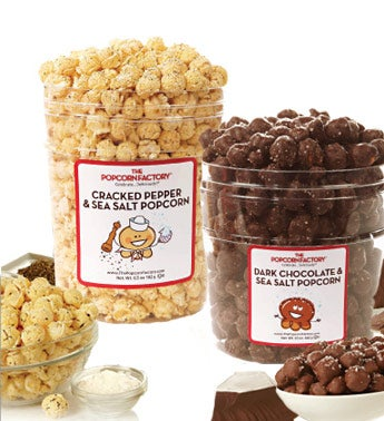 Special Price on New Popcorn Flavors!
