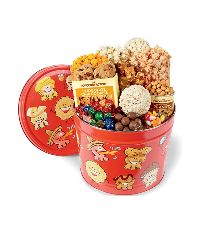 Popcorn Snack Assortment